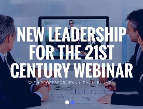 """""""Leadership for the 21st Century"""" Webinar"""